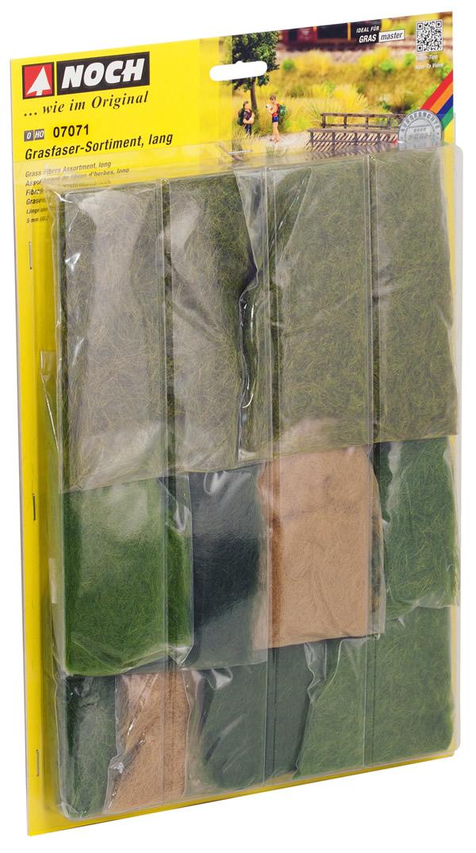 Noch 07071 - Grass Fibres Assortment, long