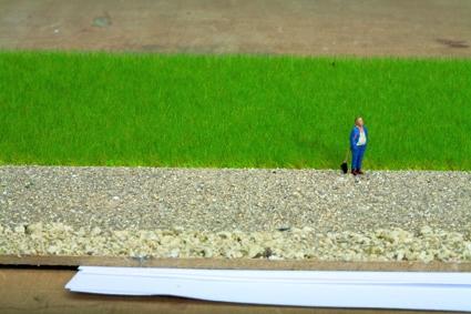 Noch 07073 - Master Grass Blend Cow Pasture, 2,5 - 6 mm