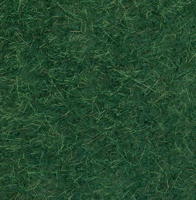Noch 07106 - Wild Grass, Dark Green, 6 mm