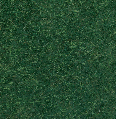 Noch 07106 - Wild Grass, Dark Green, 6 mm