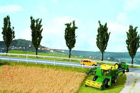 Noch 07421 - Natur+ Cornfield, 22x20 cm, w. 10 grass tufts
