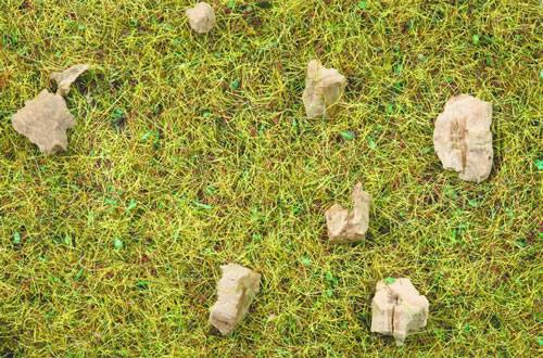 Noch 08160 - Scatter Grass Alpine Meadow, 2,5 mm