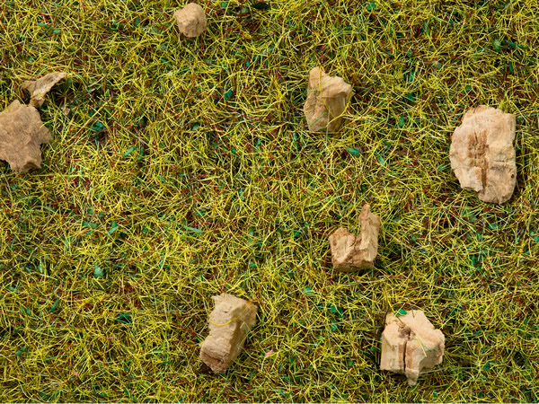 Noch 08360 - Scatter Grass Alpine Meadow, 2,5 mm