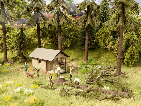 Noch 12046 - Forest Work