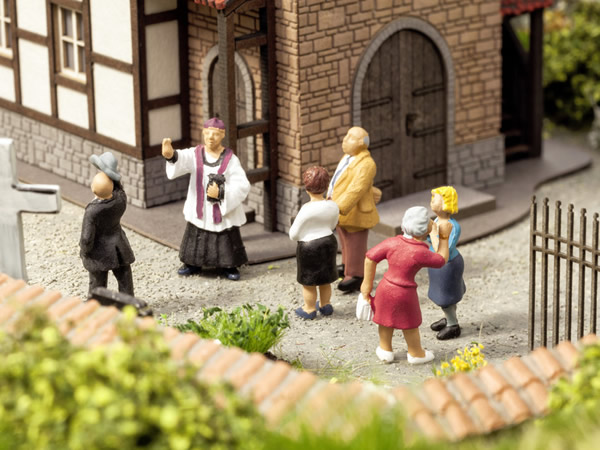 Noch 12860 - At the Church