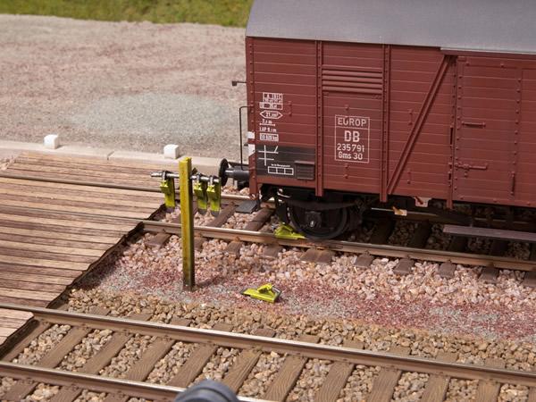 Noch 13526 - Wheel Blocks Set
