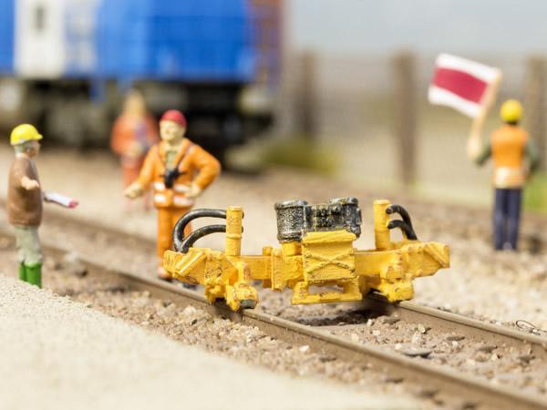 Noch 13643 - Track Turning Machine