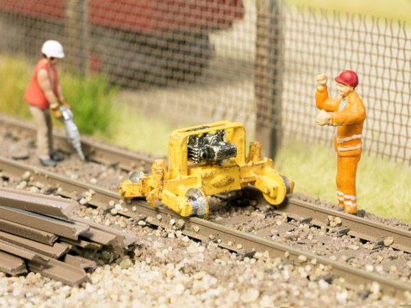 Noch 13644 - Track Lifting Device