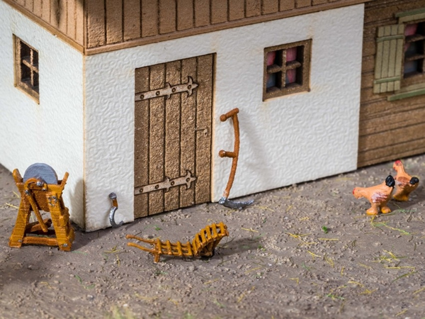 Noch 13723 - Hay Harvest Set