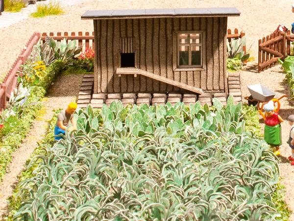 Noch 14107 - Vegetable Garden Set
