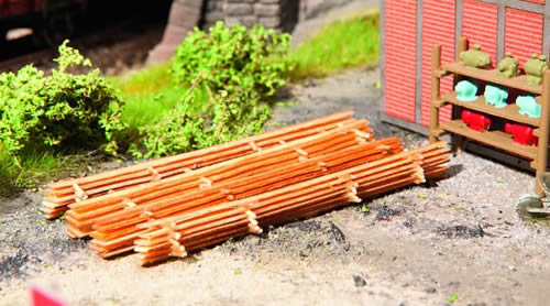 Noch 14210 - Woodpiles Laser Cut