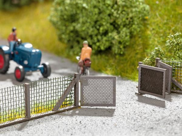 Noch 14231 - Wire-Mesh Fence