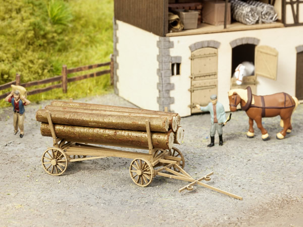 Noch 14243 - Wooden Carriage