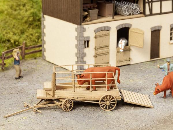 Noch 14245 - Cattle Transport Vehicle