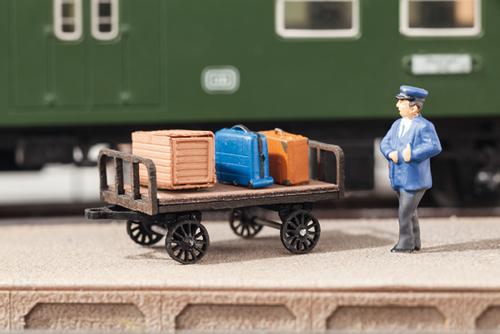 Noch 14311 - Luggage Cart