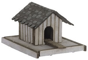 Noch 14346 - Duck House with Duck