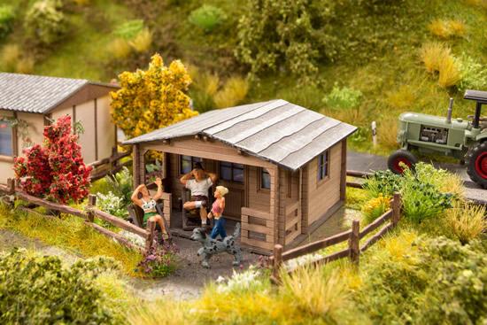 Noch 14361 - Garden Plot Shed