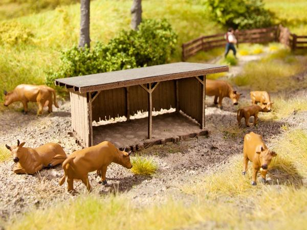 Noch 14379 - Cattle Shelter