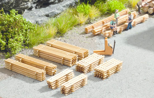 Noch 14428 - Piles of Planks