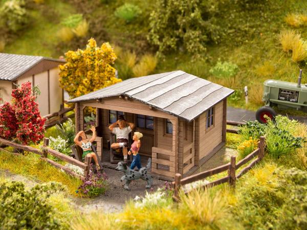 Noch 14435 - Garden Plot Shed