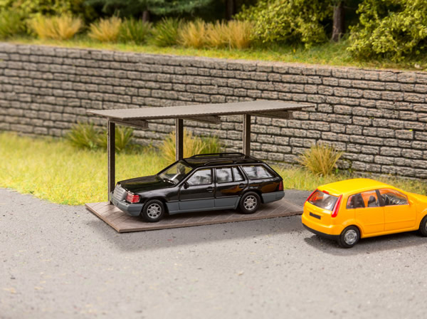 Noch 14476 - Self-Supporting Carport