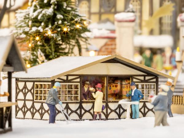 Noch 14482 - Christmas Market Stall