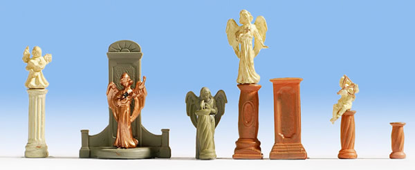 Noch 14872 - Tomb Monuments and Statues