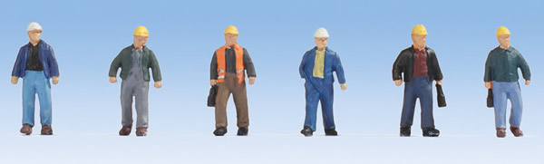 Noch 15057 - Construction Workers
