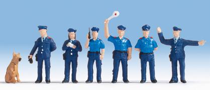 Noch 15075 - Swiss Police officers