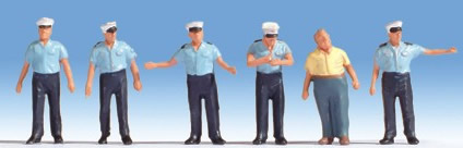 Noch 15083 - Traffic policemen