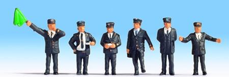 Noch 15271 - British Railway Staff