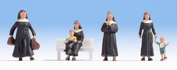 Noch 15400 - Nuns