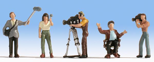 Noch 15573 - Camera Crew