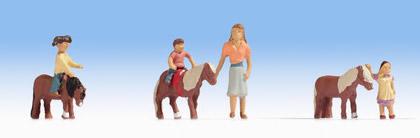 Noch 15635 - Pony Riding