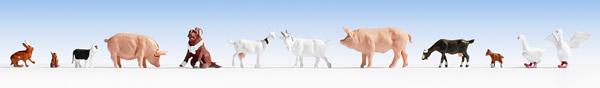 Noch 15711 - Farm Animals