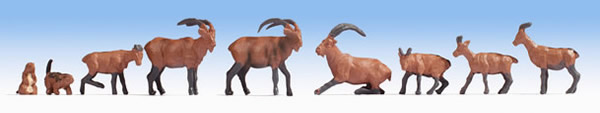 Noch 15742 - Alpine Animals
