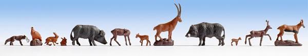 Noch 15745 - Forest Animals