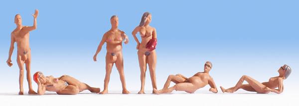 Noch 15843 - Nudists