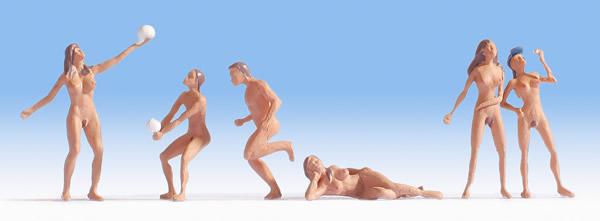 Noch 15844 - Nudists