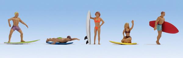 Noch 15853 - Surfers