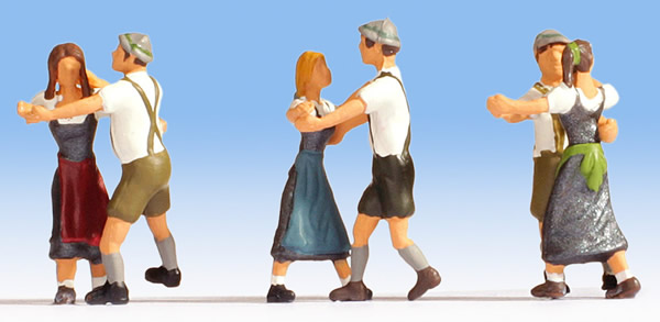 Noch 15857 - Dancing people