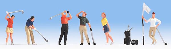 Noch 15885 - Golfers