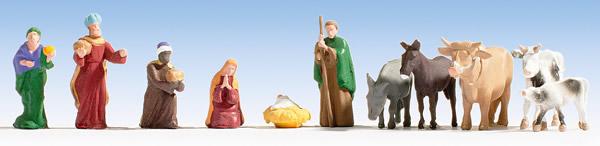 Noch 15922 - Manger Figure Set
