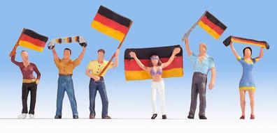 Noch 15966 - German Fans