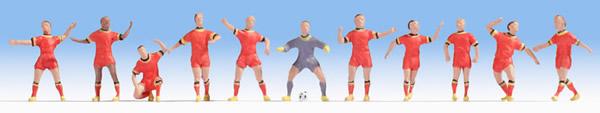 Noch 15967 - Belgian Football Team