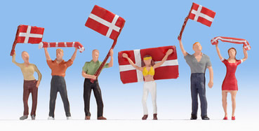 Noch 15970 - Danish Fans
