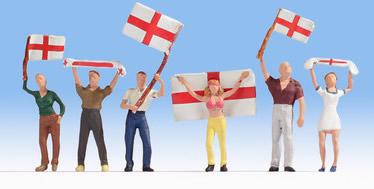 Noch 15972 - English Fans