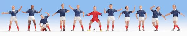 Noch 15973 - French Football Team