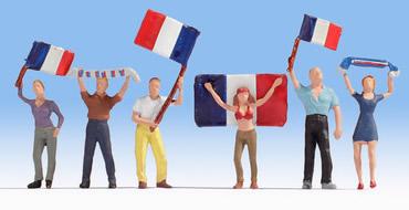 Noch 15974 - French Fans