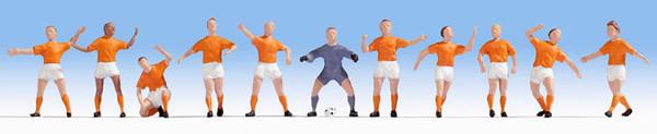 Noch 15977 - Dutch Football Team